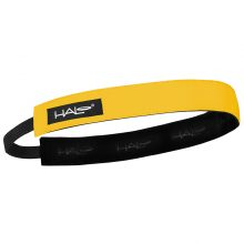 1 Inch Hairband Yellow