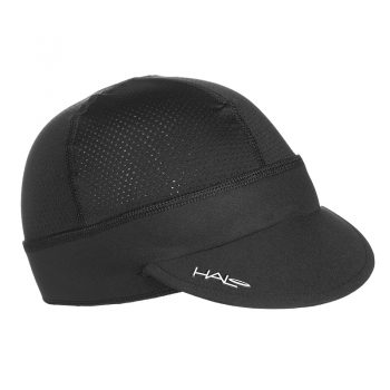 Black Halo Cycling Cap