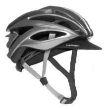 Black Halo Cycling Cap with Helmet