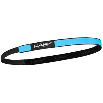 Half Inch Hairband Blue