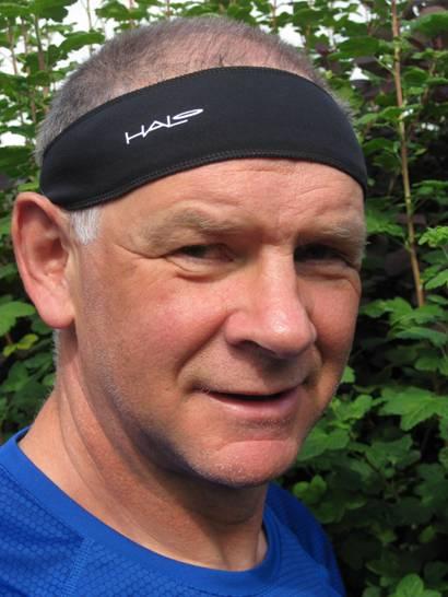 Gerry and his Halo Headband I