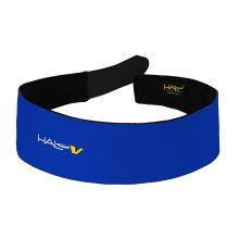 Royal Blue Halo V (Velcro) Headband