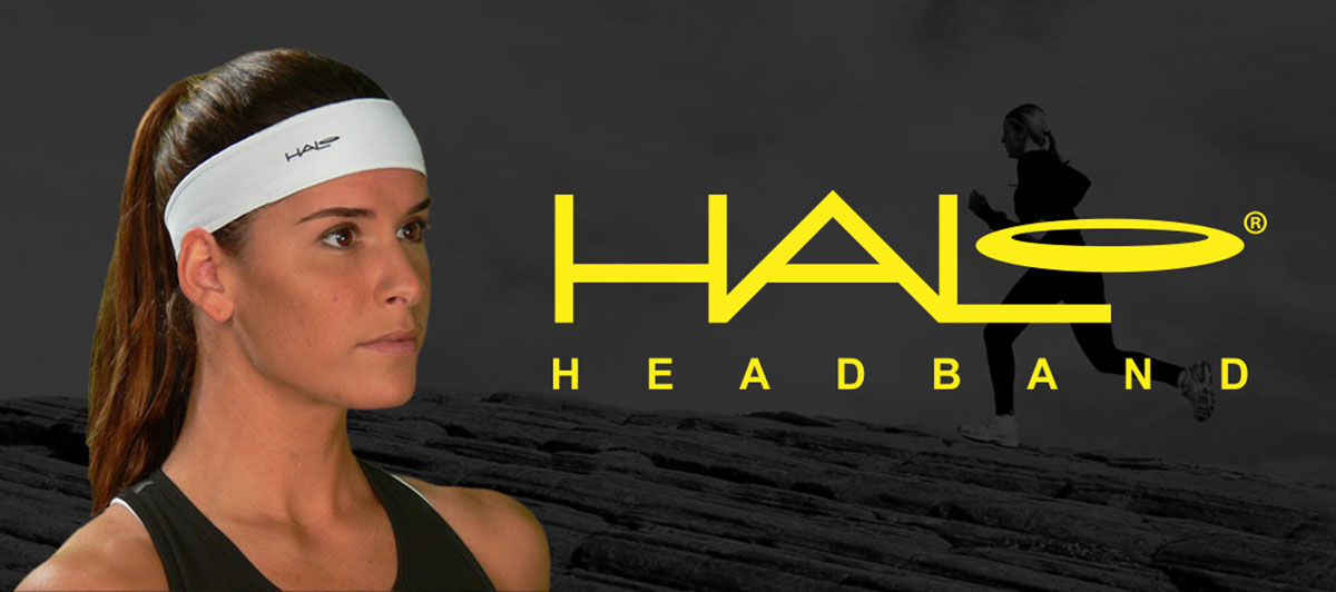 Halo Headband Sweatbands Sports Headwear Amp Headphones