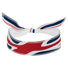 Union Jack Halo I Headband fron view