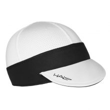 White Halo Cycling Cap