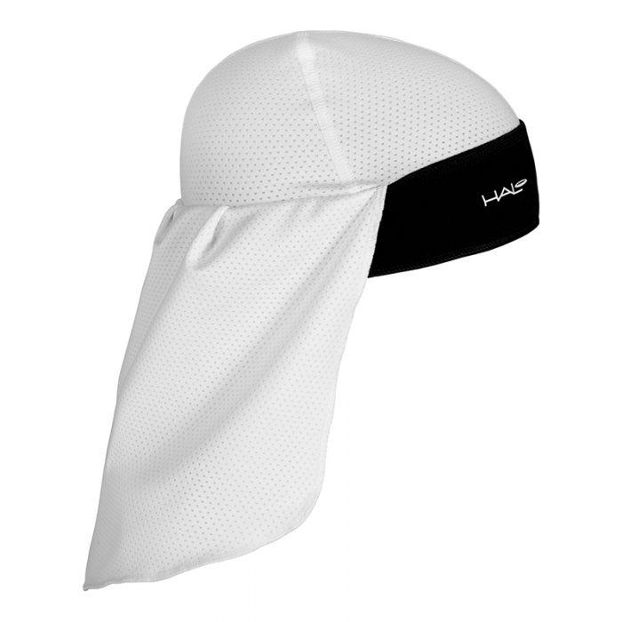 White Solar Bandana and Tail