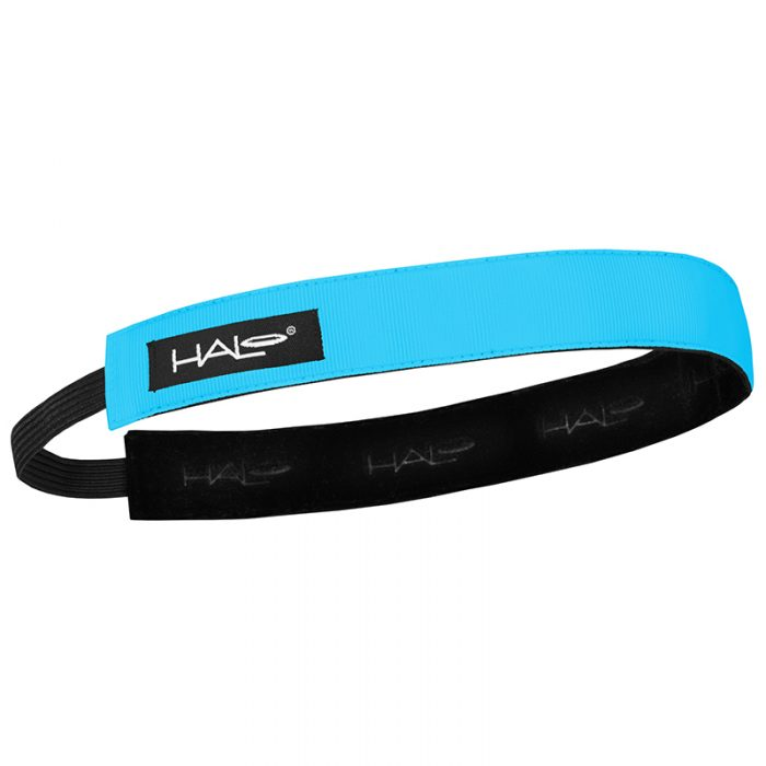 1 Inch Hairband Blue