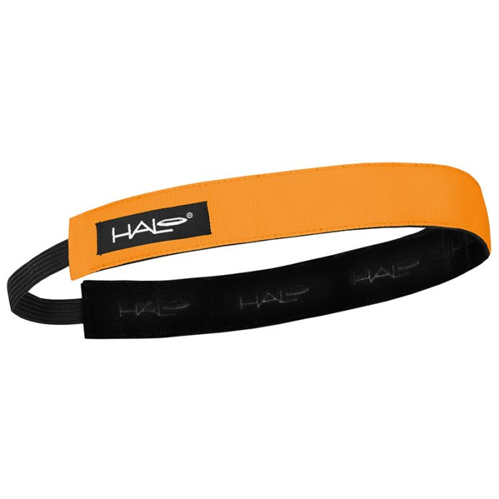 1 Inch Hairband Orange