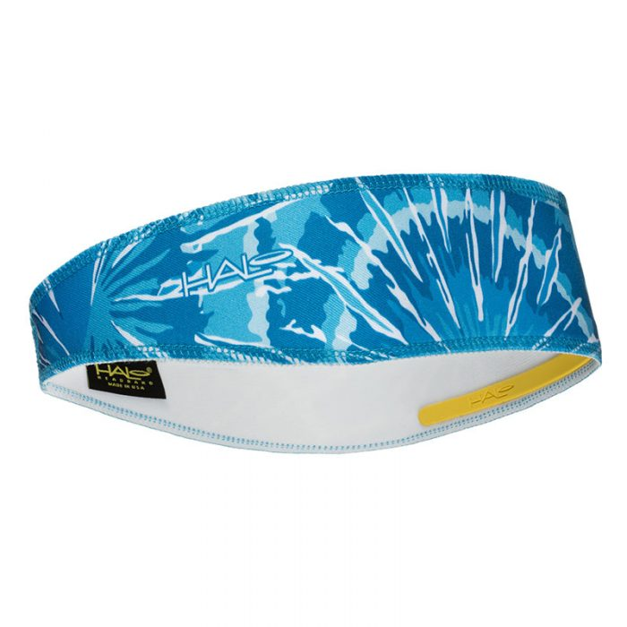 Blue Tie Dye Halo II Headband