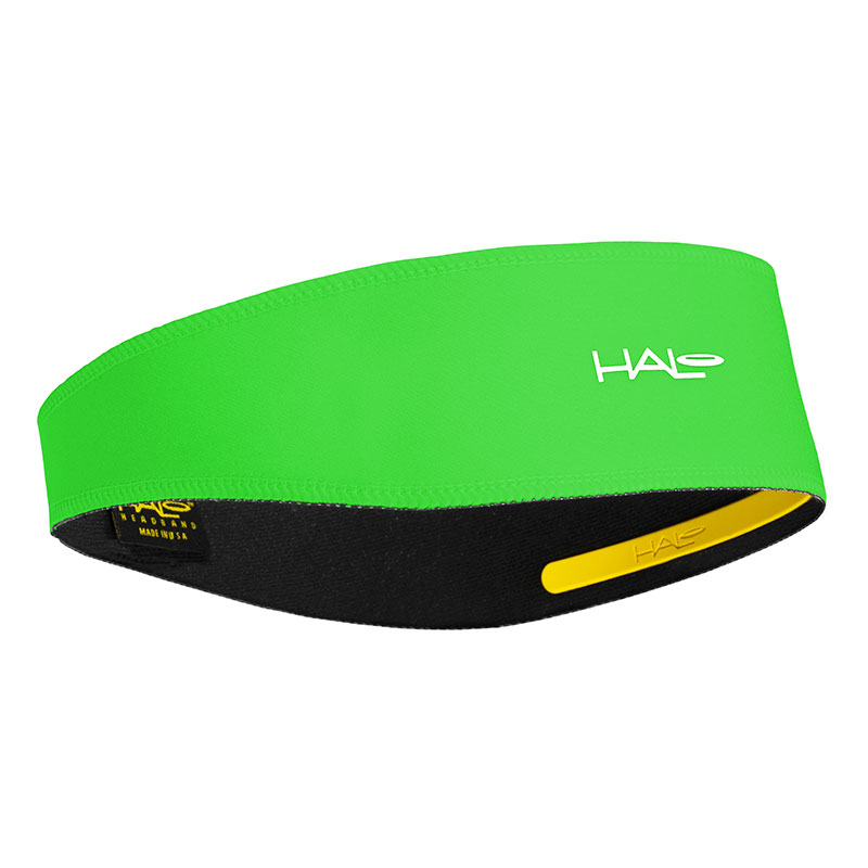 Bright Green Halo II Headband