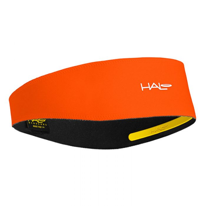 Bright Orange Halo II Headband