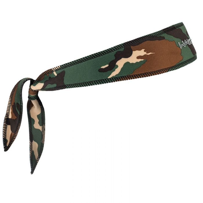 Camo Green Halo I Headband