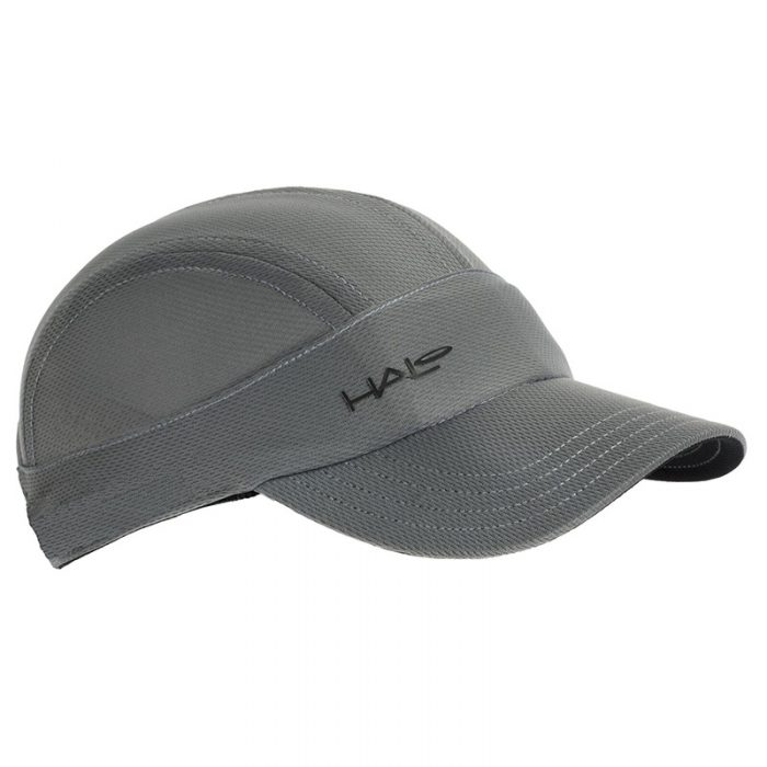 Grey Sport Hat