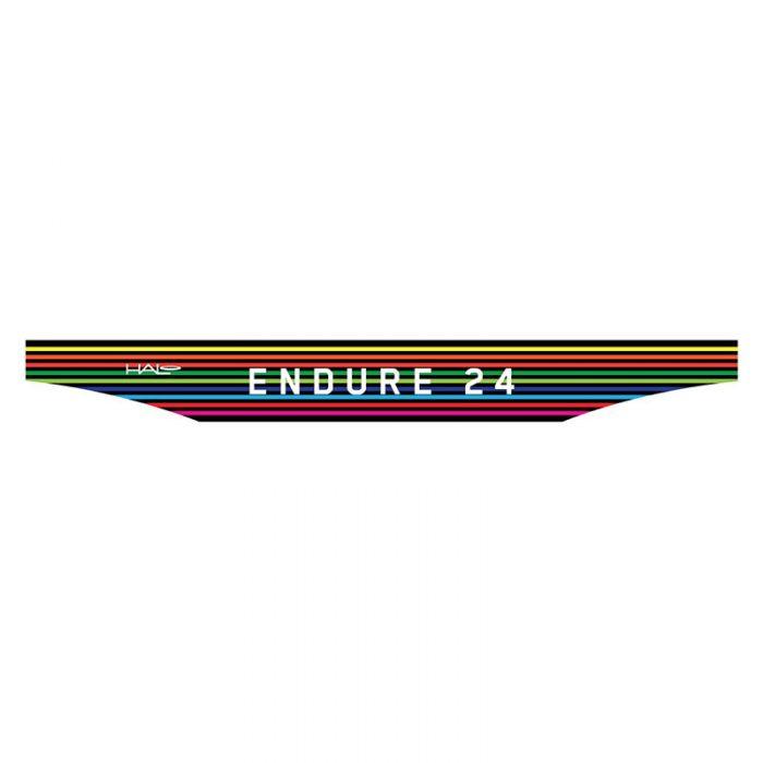Halo Headband Endure24 Black Stripe