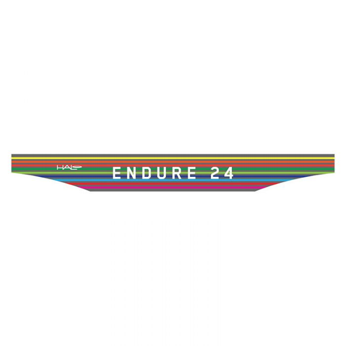 Halo Headband Endure24 Grey Stripe