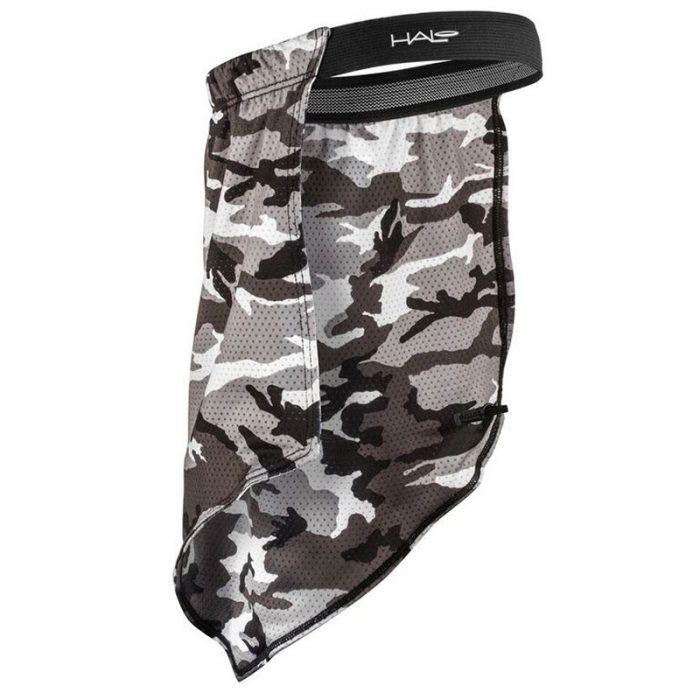 Halo Sunshield Camo Grey