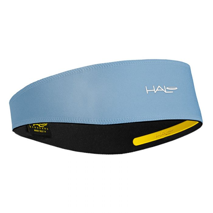 Light Blue Halo II Headband