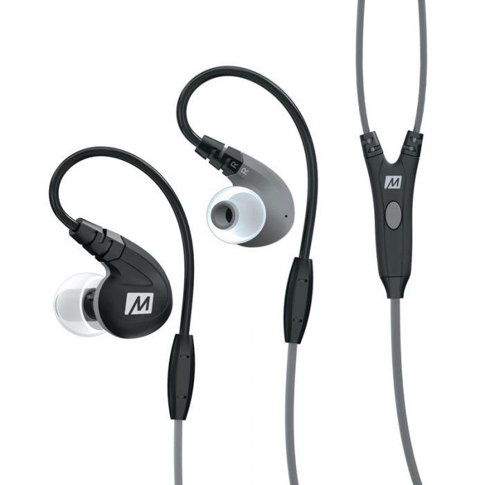 M7P Headphones Black