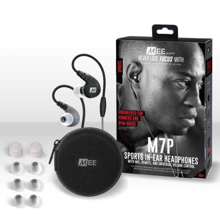 M7P Headphones Black Accessories