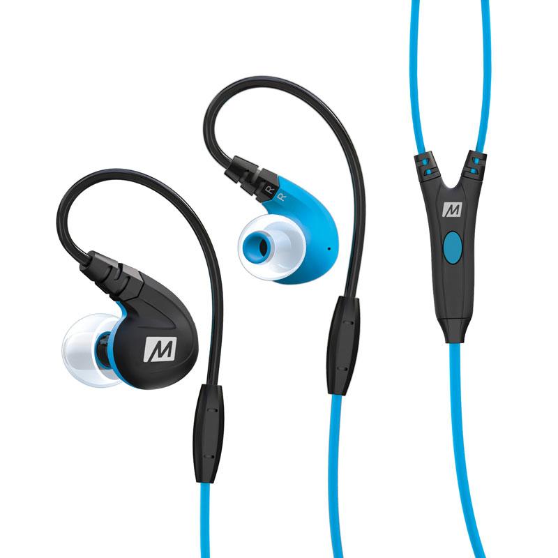 M7P Headphones Blue