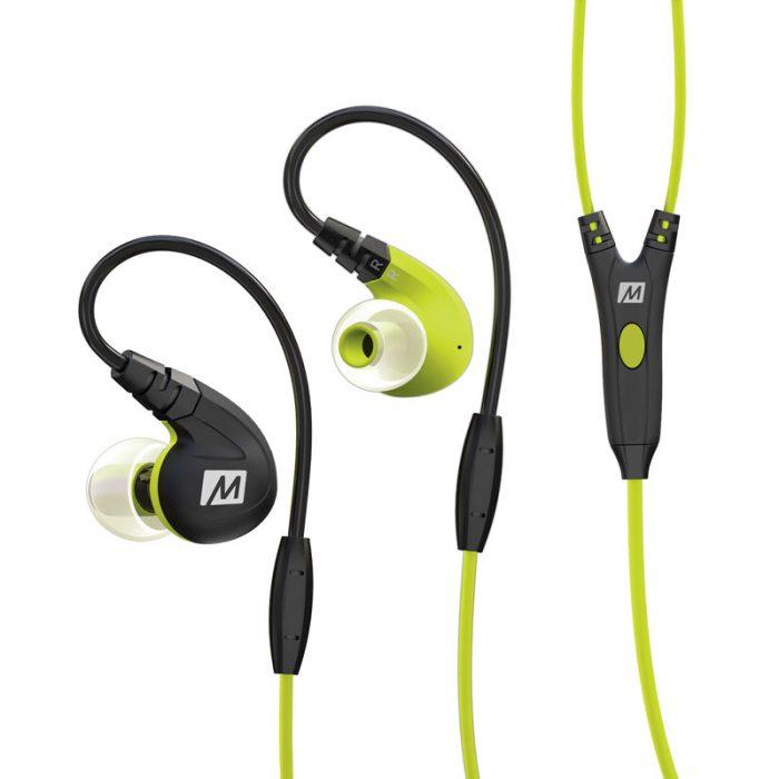 M7P Headphones Green