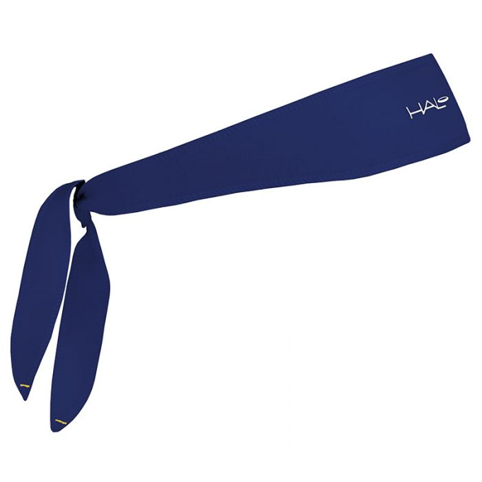 Navy Blue Halo I Headband