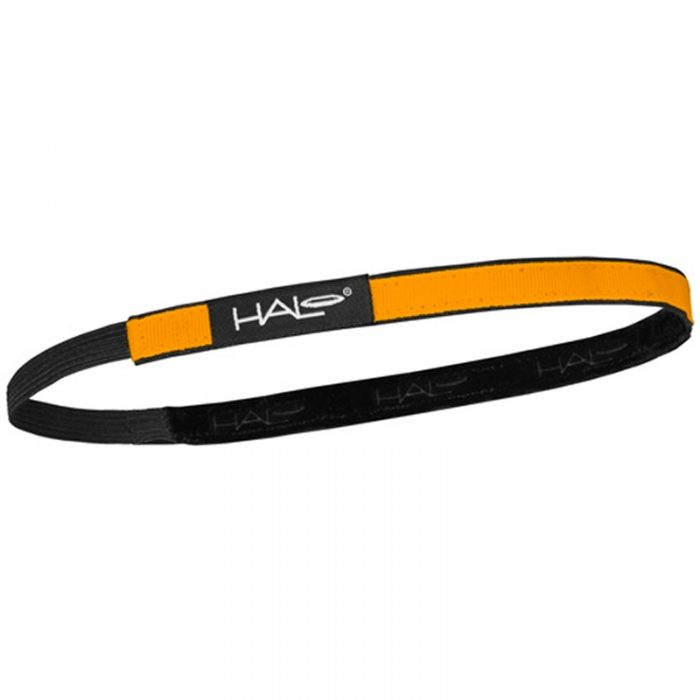 Half Inch Hairband Orange