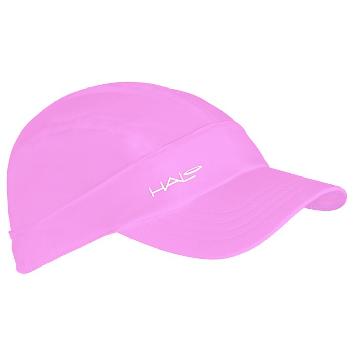 Pink Halo Sports Hat
