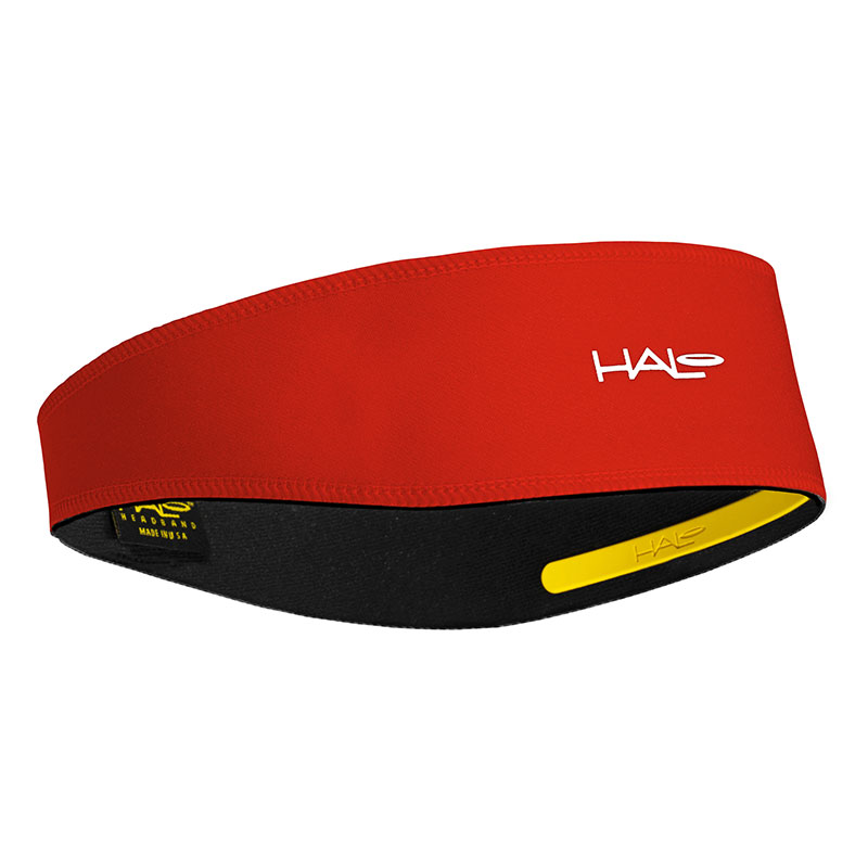 Red Halo II Headband