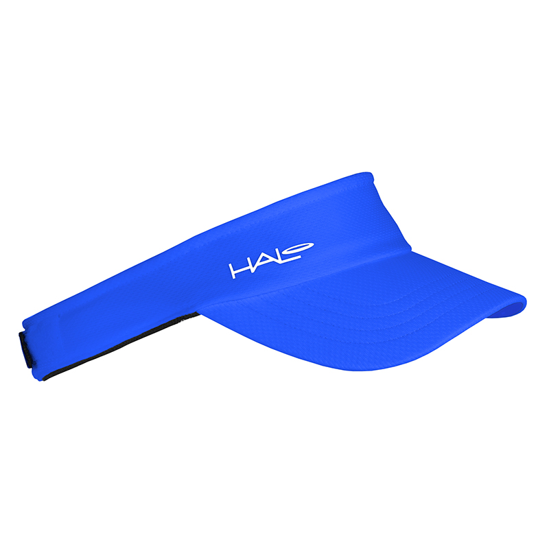 Royal Blue Sports Visor