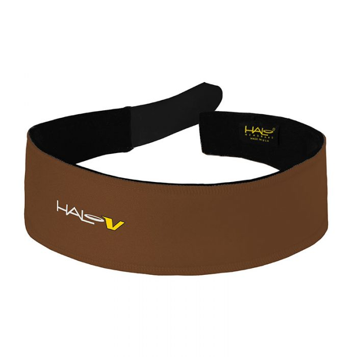 Tan Halo V (Velcro) Headband