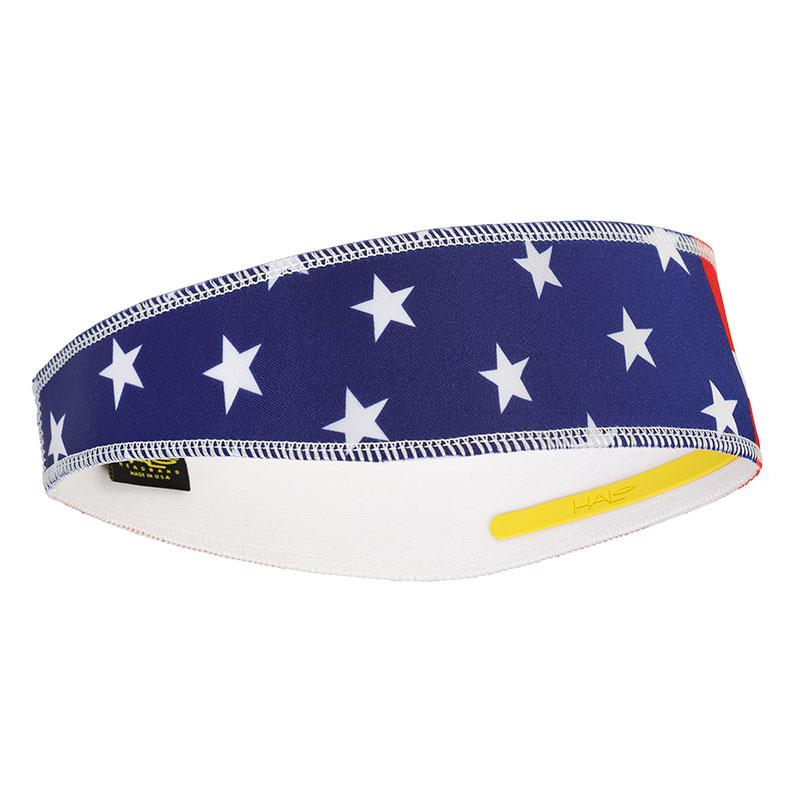 USA Flag Halo II Headband