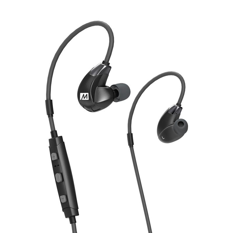 X7 Plus Headphone Closeup