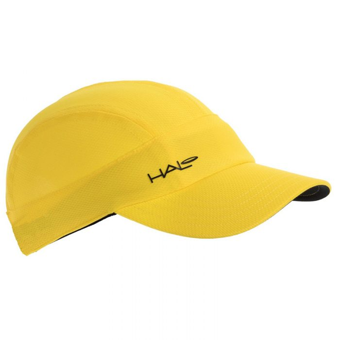 Yellow Sport Hat