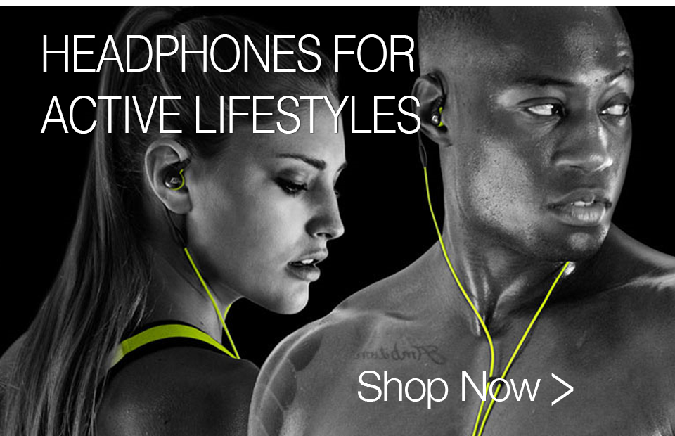 Headphones Banner