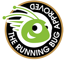 The Running Bug Approved Seal